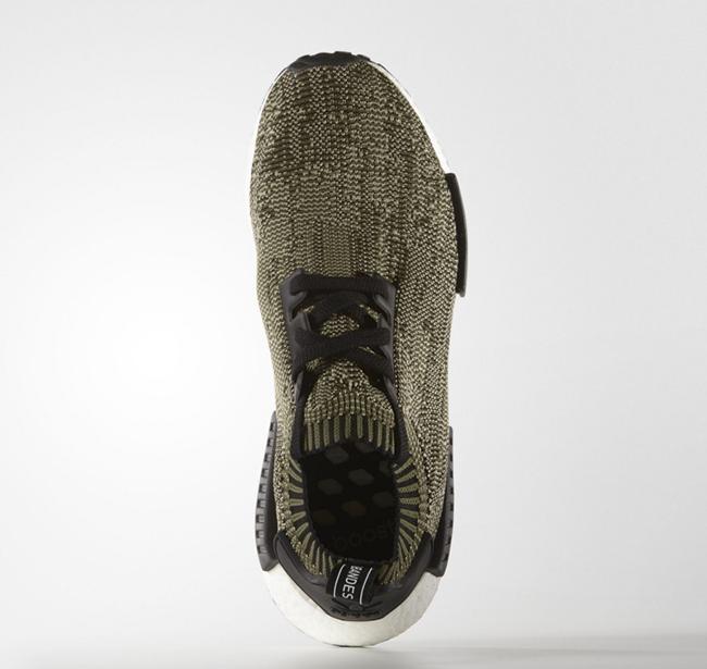 Adidas Nmd R1 Olive Camo