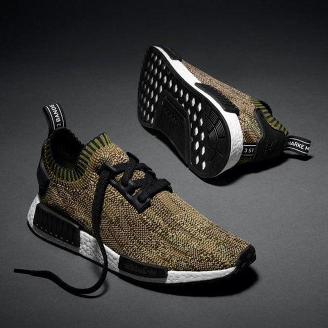 adidas Originals NMD Camo Pack Release Date