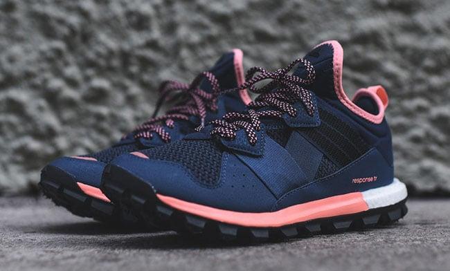 adidas Response Trail Boost Sun Glow | SneakerFiles