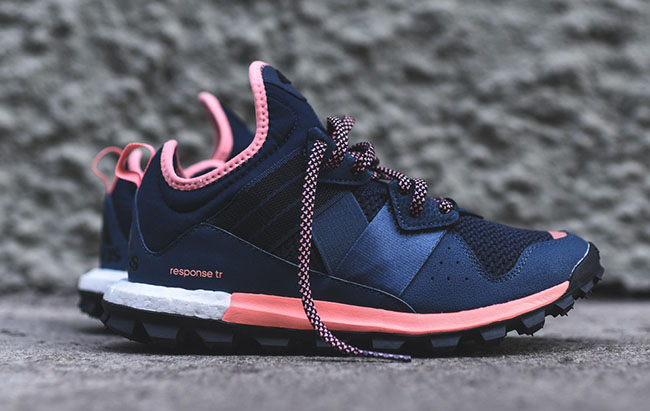 bdee259b adidas Response Trail Boost Sun Glow | SneakerFiles