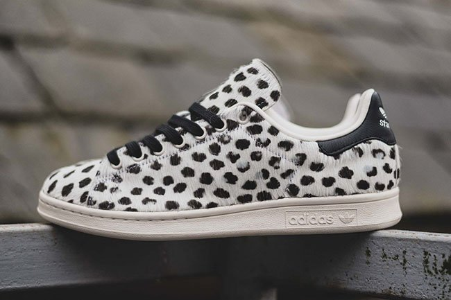 adidas Stan Smith Snow Leopard | SneakerFiles