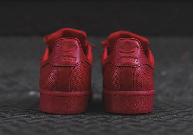 adidas Superstar Scarlet Red