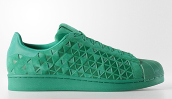 adidas Superstar Xeno Fresh Green
