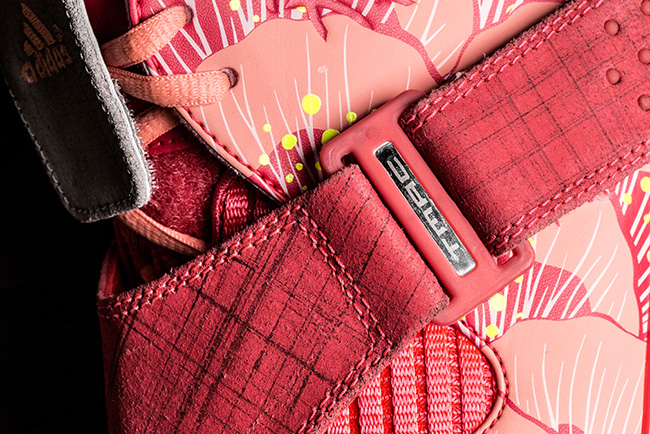adidas T-Mac 5 Pink Floral