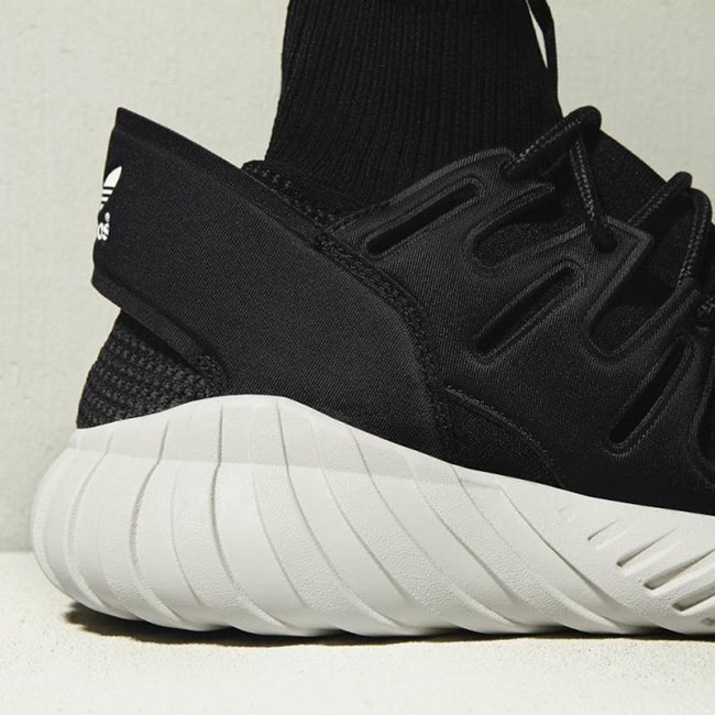 adidas Tubular Doom Black Restock