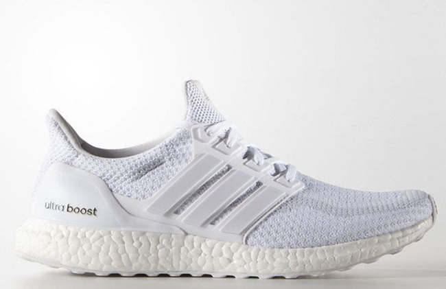 adidas Ultra Boost Triple White 2016