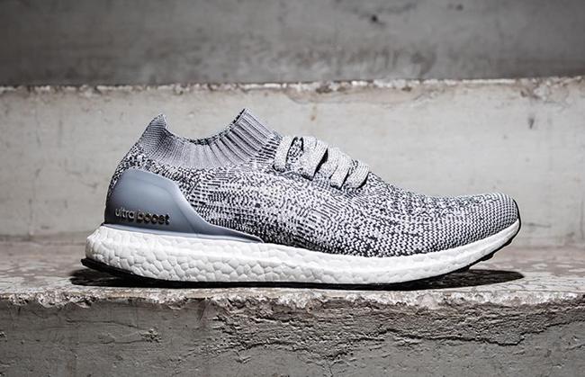 adidas Ultra Boost Uncaged Grey