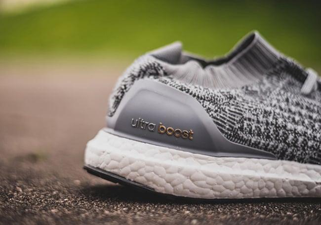 adidas Ultraboost Uncaged Clear Grey