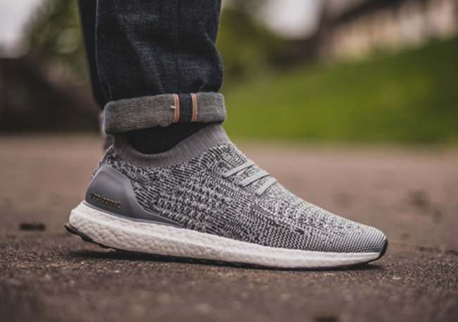 adidas Ultraboost Uncaged Clear Grey
