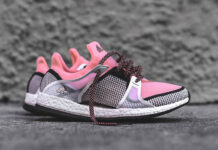 adidas WMNS Pure Boost X Black Pink White