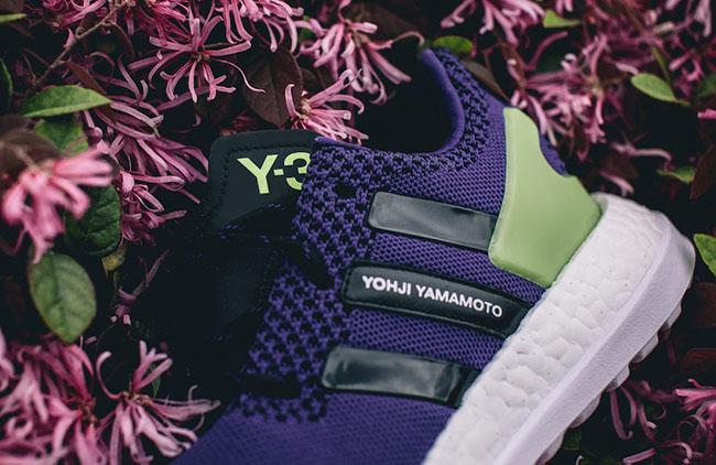 adidas Y-3 Pure Boost ZG Knit Purple
