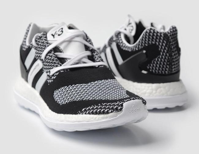 adidas Y-3 Primeknit Pure Boost
