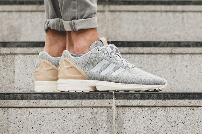 adidas zx flux history