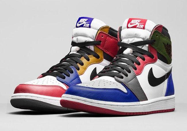 Air Jordan 1 OG What The Release
