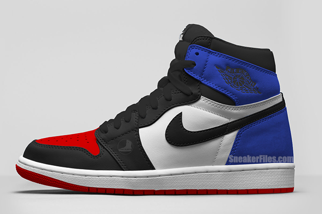 royal air jordan