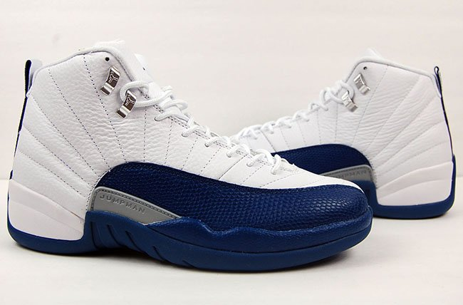Air Jordan 12 French Blue 2016 Retro Review