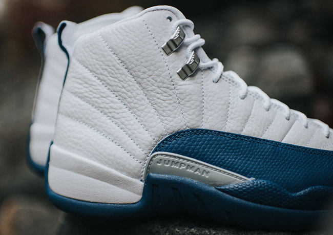 Air Jordan 12 French Blue April 2nd