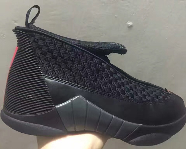 Air Jordan 15 Stealth 2017 Retro