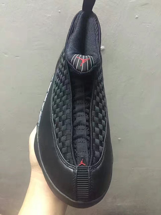 huge selection of 0f198 f2486 Air Jordan 15 Stealth 2017 Retro
