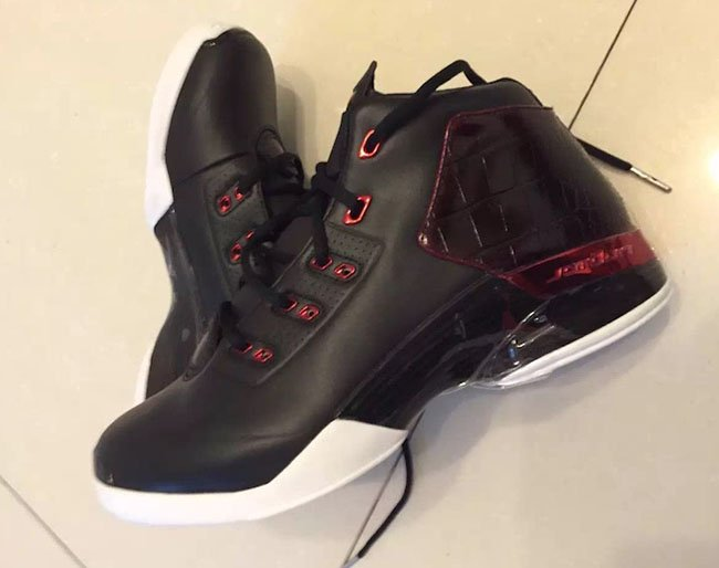 Air Jordan 17 Chicago Bulls 30000 Point