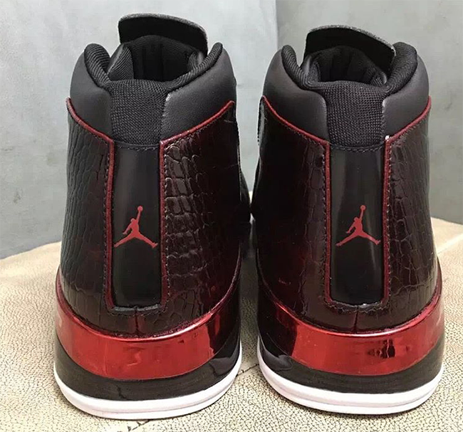 Air Jordan 17 Chicago Bulls Bred
