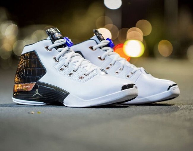 Air Jordan 17 Copper Croc Retro