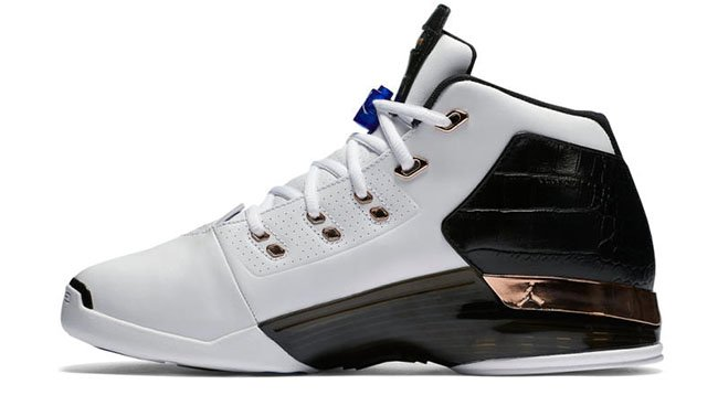 Air Jordan 17 Retro Copper 2016