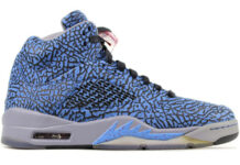 Air Jordan 3LAB5 Blue Sample