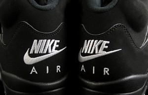Air Jordan 5 OG Black Metallic Silver Retro