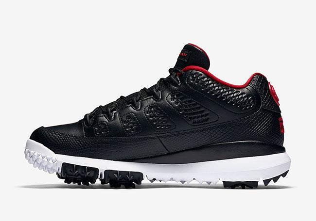 Air Jordan 9 Golf Shoes Release
