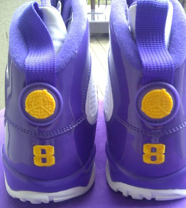 wholesale dealer 79099 8c9bb Air Jordan 9 Kobe Bryant PE
