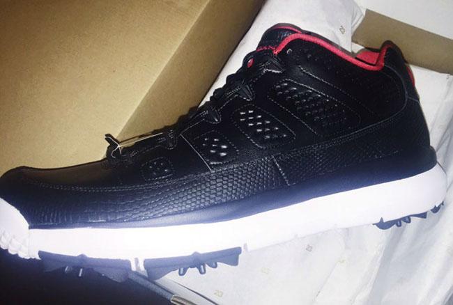 Air Jordan 9 Low Golf Shoe