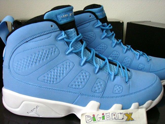 more photos e9dd1 09966 Air Jordan 9 Low Pantone | SneakerFiles