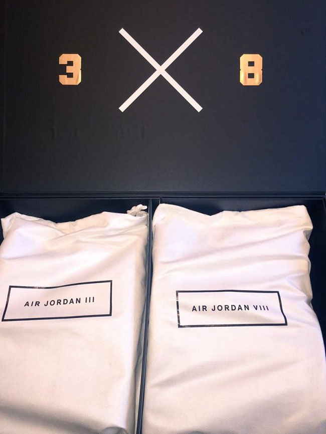 Air Jordan Kobe Pack Box Packaging