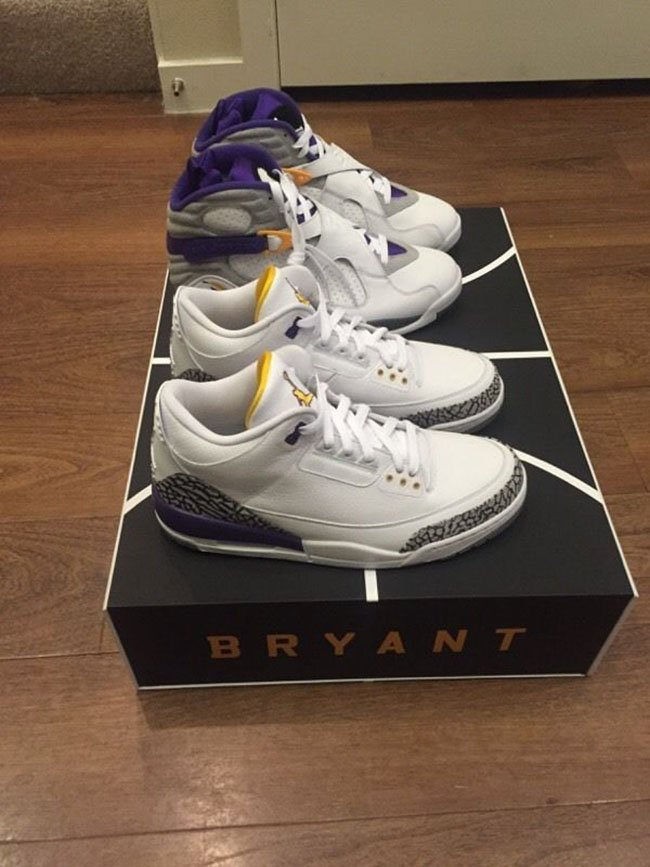 Air Jordan Kobe Pack White Buy