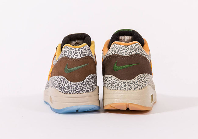 Nike Air Max 95 Atmos Safari Retro 0ifzGkxG
