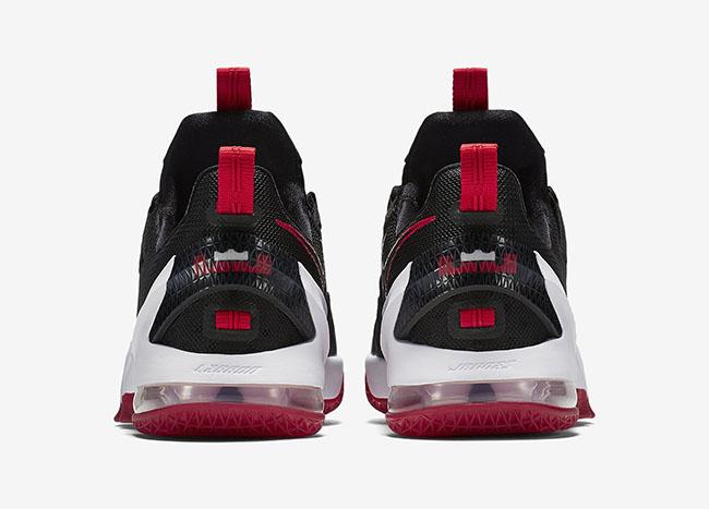 Bred Nike LeBron 13 Low