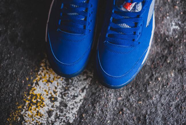 Cavs Air Jordan 5 Low