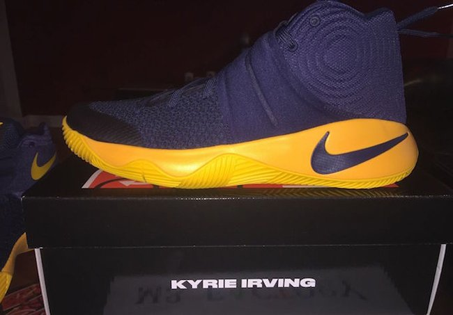 Cavs Nike Kyrie 2 Release Date