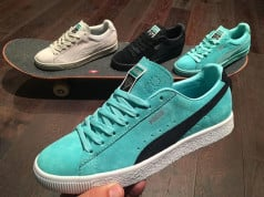 Diamond Supply Puma Suede Clyde