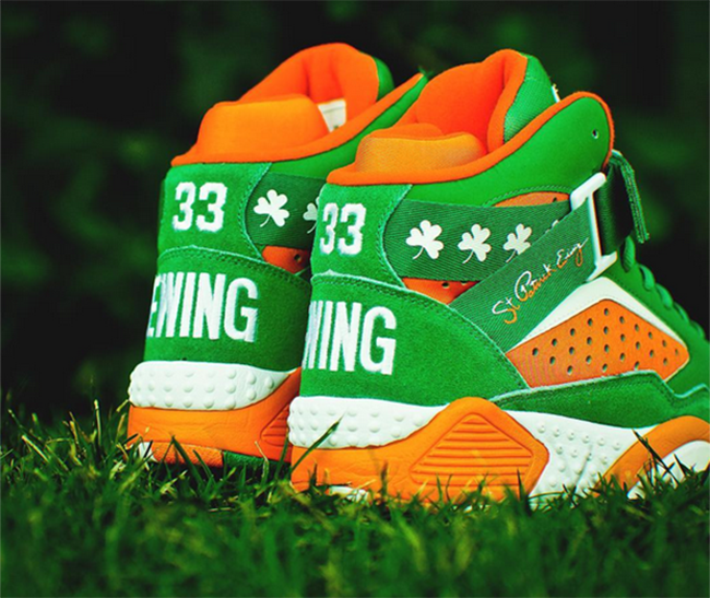 Ewing Focus St Patricks Day