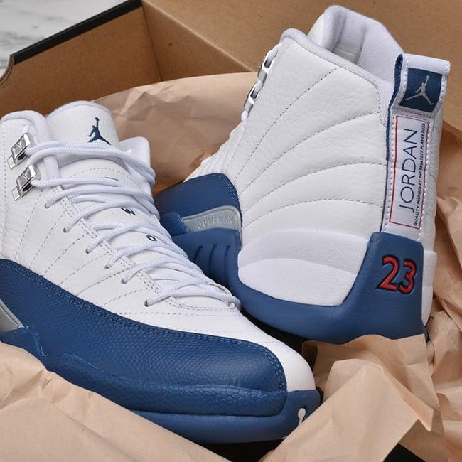 a32ece60 Air Jordan 12 French Blue 2016 | SneakerFiles