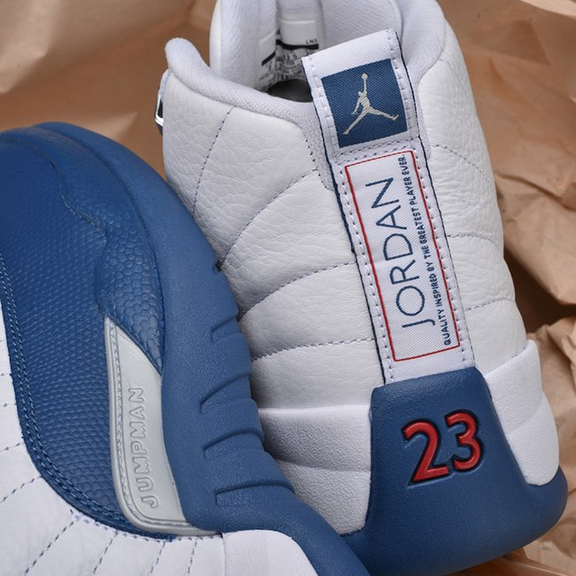 35d42ef33e8 French Blue Air Jordan 12 2016 Release Date