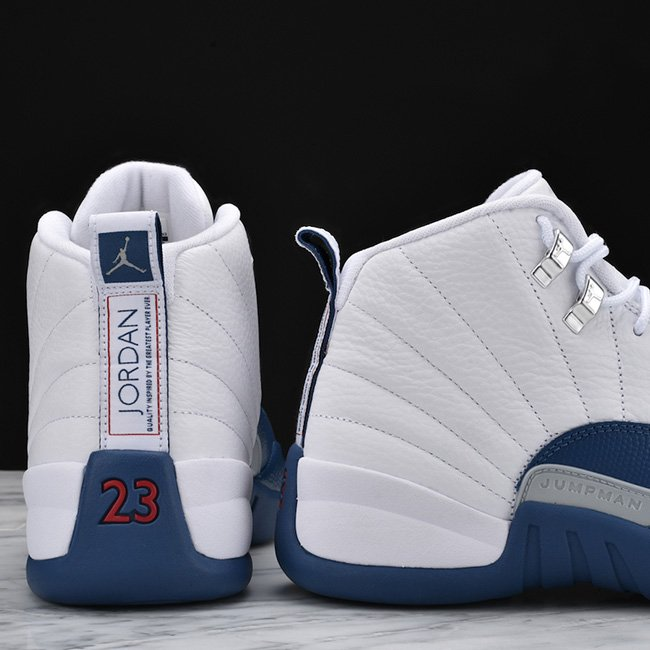 d0aa2ea84384 ... netherlands french blue air jordan 12 2016 release date bff9d 0c3eb
