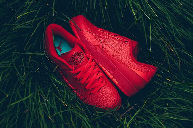 Gym Red Air Jordan 2 Low Release