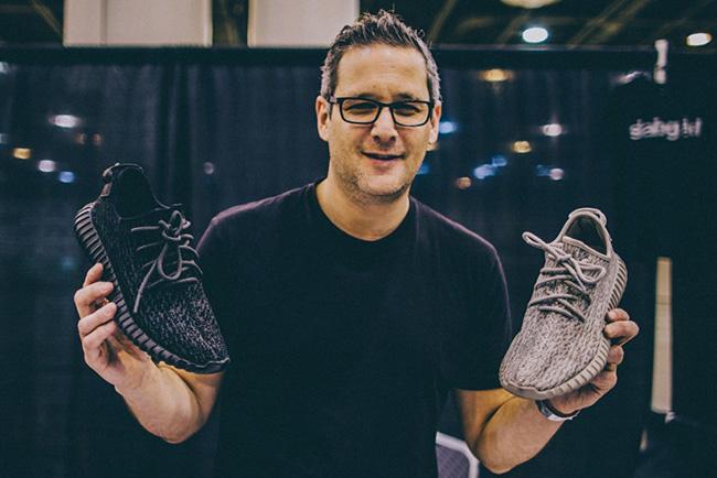Jon Wexler adidas Yeezy Boost Limited
