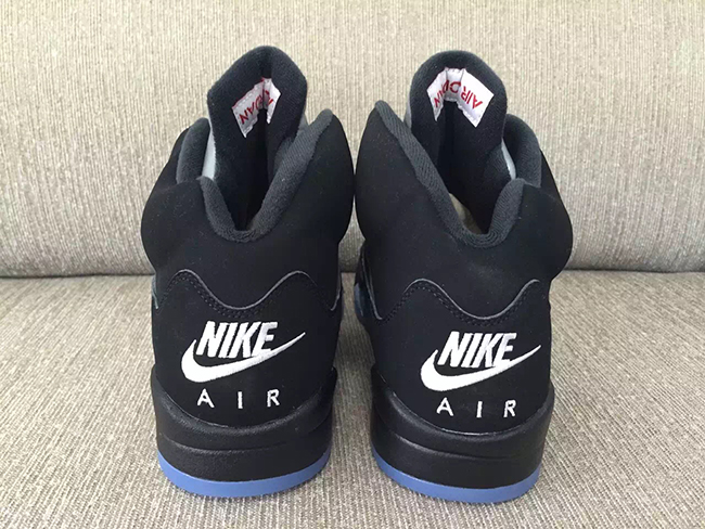 Jordan 5 OG Black Metallic 2016