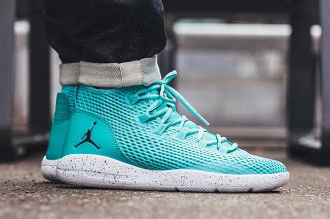 Lui stesso Farina contorto  Jordan Reveal Hyper Turquoise | SneakerFiles