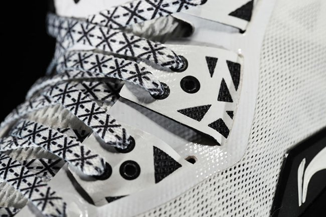 Li-Ning Way of Wade 4 White Hot Heat