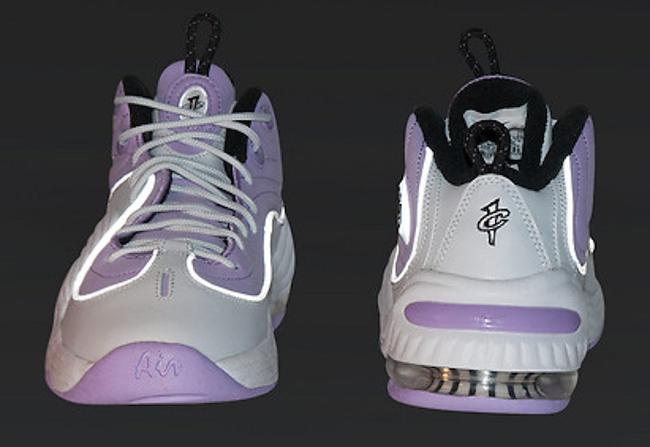 Lilac Nike Penny 2